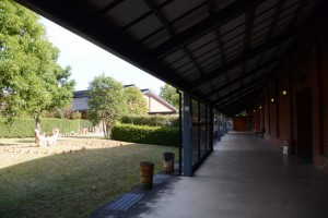 ギャラリー(松阪市文化財センター はにわ館)