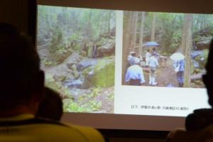 講演会「水に祈る」(松阪市文化財センター はにわ館)