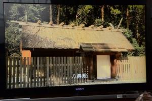 伊勢神宮 心のふるさと-未来への提言-、今週は「神服織機殿神社」