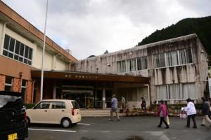 飯高町林業総合センター(松阪市飯高町波瀬)