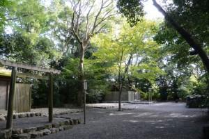 草奈伎神社・大間国生神社(共に豊受大神宮摂社)