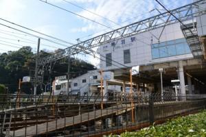 JR鳥羽駅と近鉄鳥羽駅