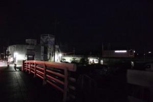 ミキモト真珠島へのトンネル(国道42号、近鉄志摩線の下)へ