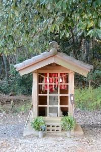 千引神社付近の地蔵堂(度会郡玉城町勝田)
