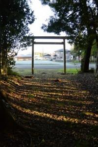 千引神社(度会郡玉城町勝田)