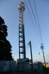 NTT DoCoMo 玉城南無線局
