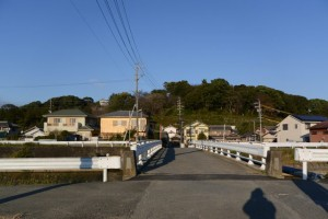 色白橋(外城田川)