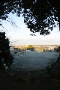 田丸城址からの眺望