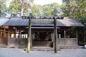古殿(磯部神社)