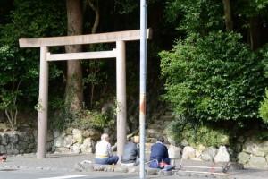 佐美長神社(伊雜宮所管社)