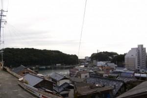 産屋坂の上からの風景(大王町波切)