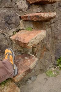 (17)山の神への階段