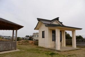 八幡さん公園(大王町波切)