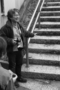 「波切 写真講座」20151206