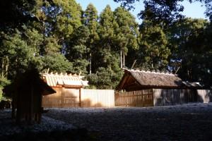 神服織機殿神社、同社末社八所、八尋殿