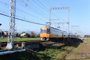 近鉄山田線 踏切道 櫛田第六号