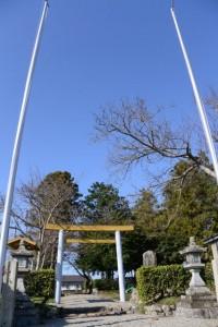 伊勢庭神社(松阪市伊勢場町)