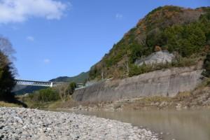 三瀬の渡し(宮川)