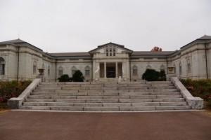 リニューアルオープンした神宮徴古館