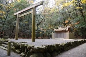 饗土橋姫神社(皇大神宮所管社)