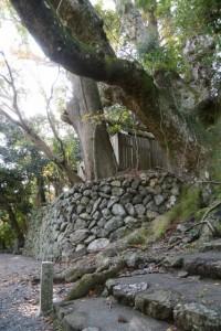 大水神社(皇大神宮摂社)、川相神社、熊淵神社(ともに同末社)を同座