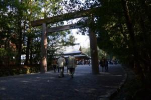 第ニ鳥居(内宮)