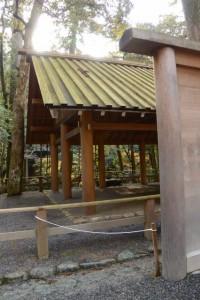 御贄調舎(内宮)