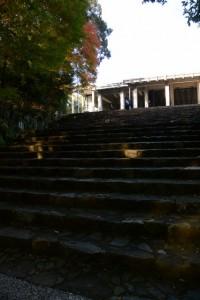 神宮司廳付近