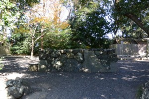 草奈伎神社、大間国生神社(共に豊受大神宮摂社)