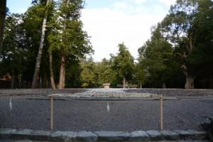 古殿地(豊受大神宮、外宮)
