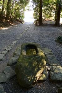 度会国玉比賣神社(豊受大神宮摂社)他の参道