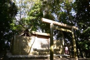 田上大水神社(豊受大神宮摂社)、田上大水御前神社(同)