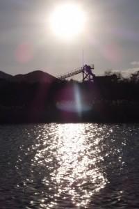 肝属川(第一有明橋の下流側)