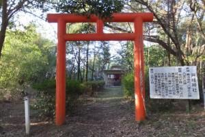 戸柱神社(鹿児島県肝属郡東串良町)