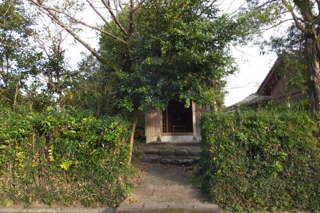 鹿児島県肝属郡東串良町での散策2 – 神宮巡々2