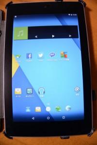 Android 6.0.1で完全に復活した「nexus 7 (2012) wifiモデル」