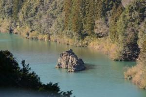 神の岩(宮川)