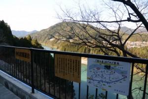 神の岩展望台