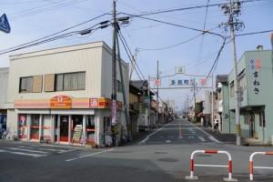 JR 多気駅駅前