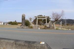 相生神社前(県道421号)