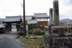 歓喜寺(多気町四疋田)
