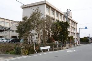 千鳥橋付近:伊勢本街道 (4)相可-B 32