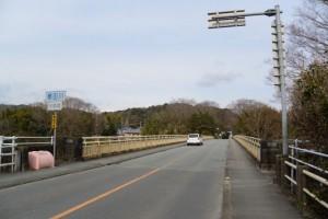 両郡橋(櫛田川)