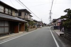 浄土寺付近:伊勢本街道 (4)相可-A 22
