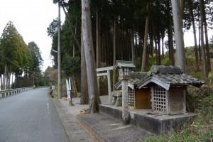 ショウズンさん付近:伊勢本街道 (3)池上 21