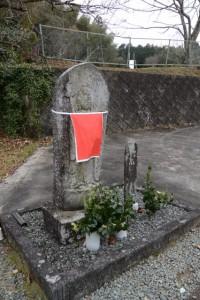 地蔵:伊勢本街道 (3)池上 16