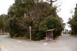 供養地蔵:伊勢本街道 (1)城下町田丸 10