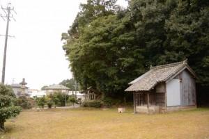 廃寺京造院不動堂:伊勢本街道 (1)城下町田丸 9