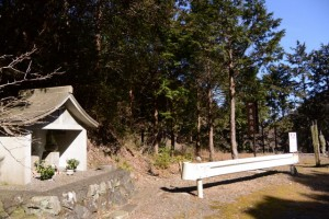 野見坂隧道の北側(度会町)