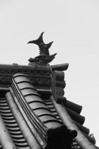 奥之院山門(金剛證寺)